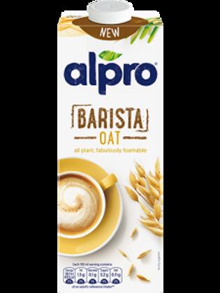 Alpro Barista Oat Milk - Gluten Free 1ltr