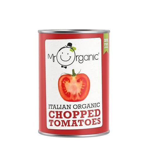 Italian Organic Chopped Tomatoes
