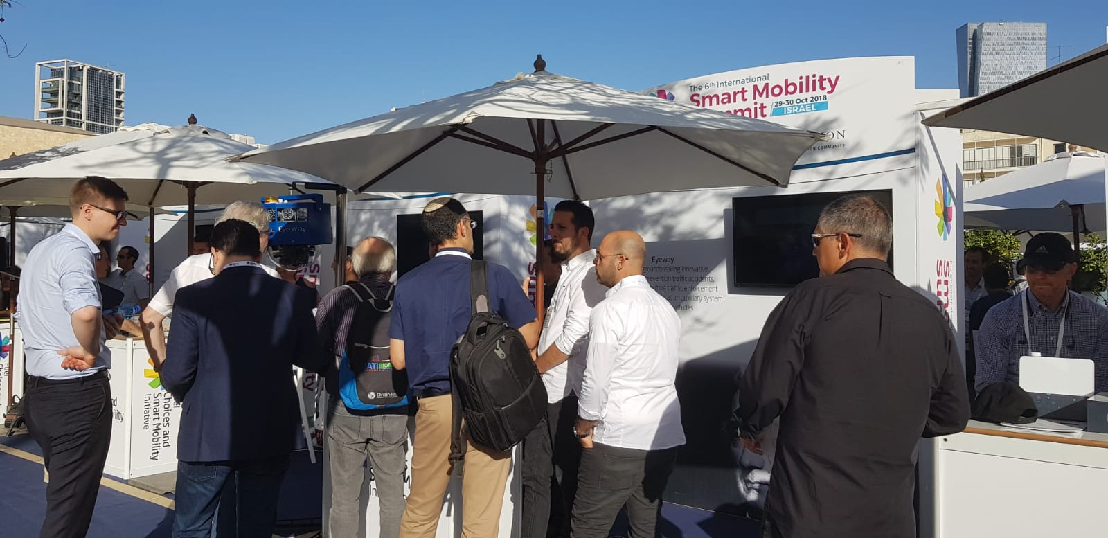 Smart Mobility Summit 2018
