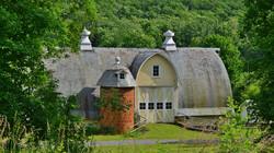 Hunter Farm barn