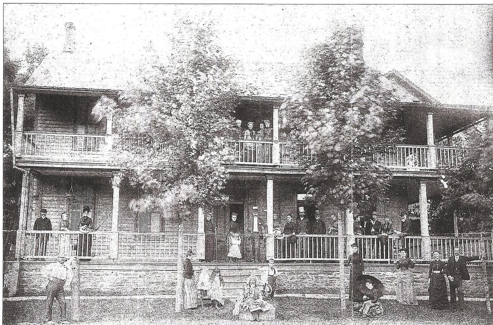 Park House - Parkside