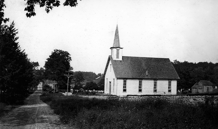 St Paul's Church Swiftwater