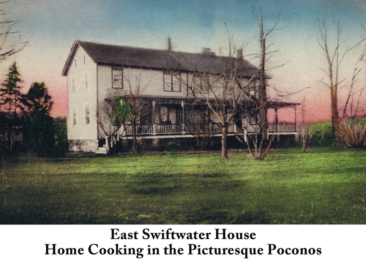 East Swiftwater House - Swiftwater