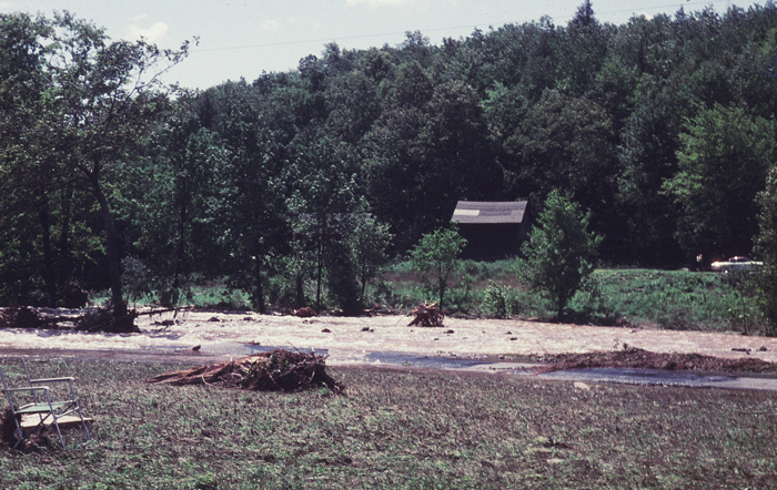 Flood of 1955