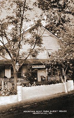 Mountain Rest Farm Guest House