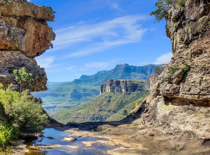 Drakensberg National Park, Kwazulu-Natal