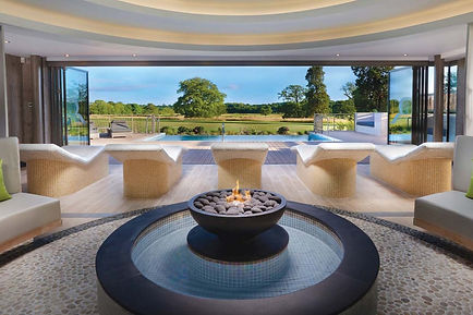 Rockliffe Hall (Spa Garden)