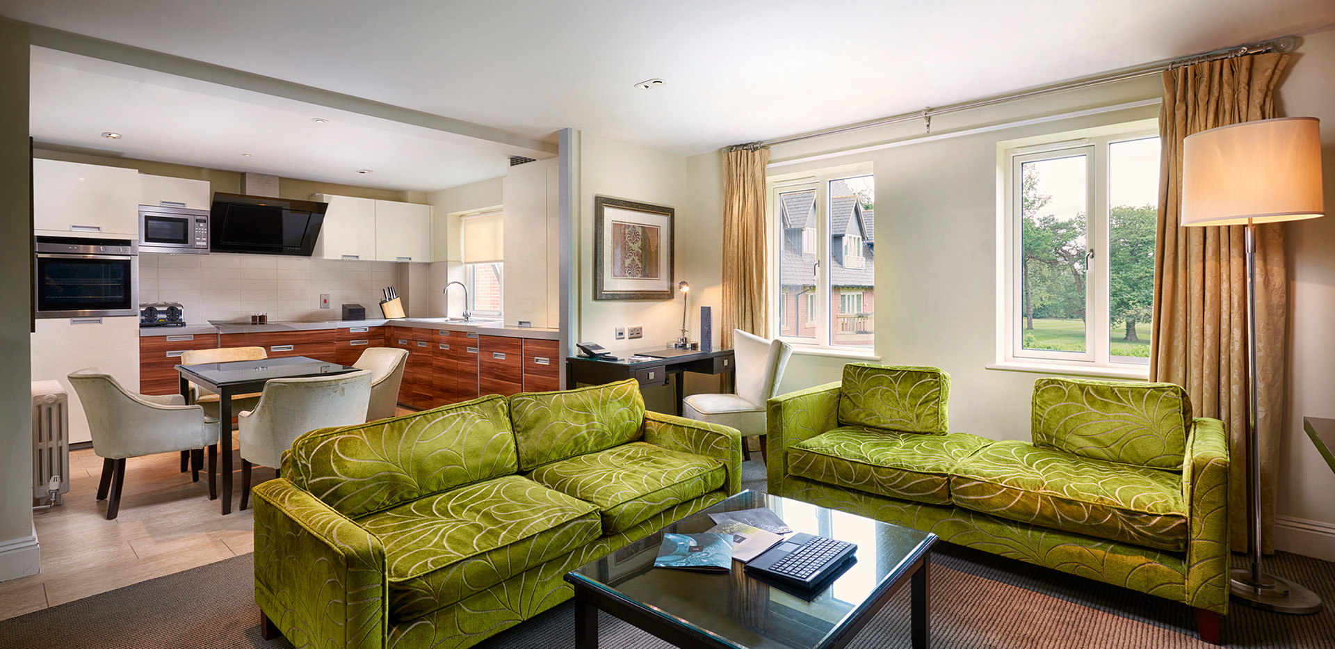Rockliffe Hall (Armstrong House Apt.)