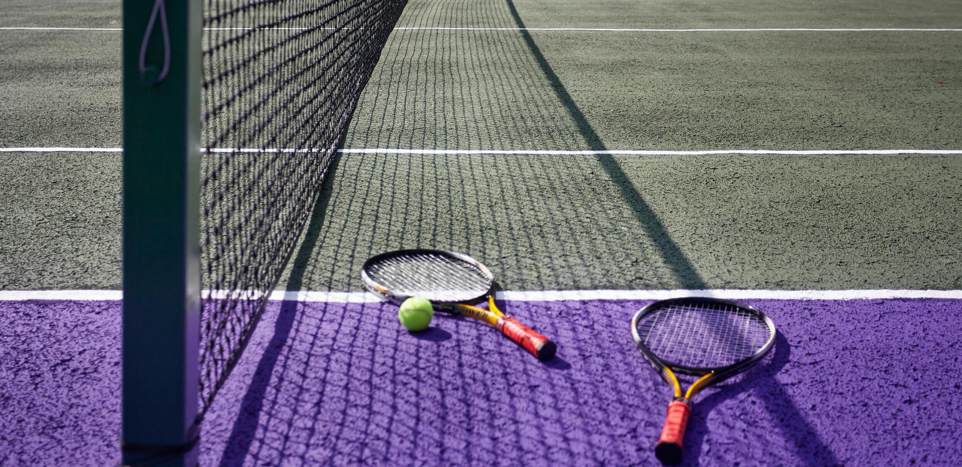 Alexander House (Tennis)