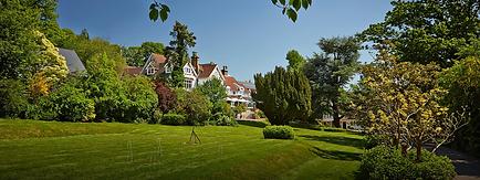 Rowhill Grange (exterior)