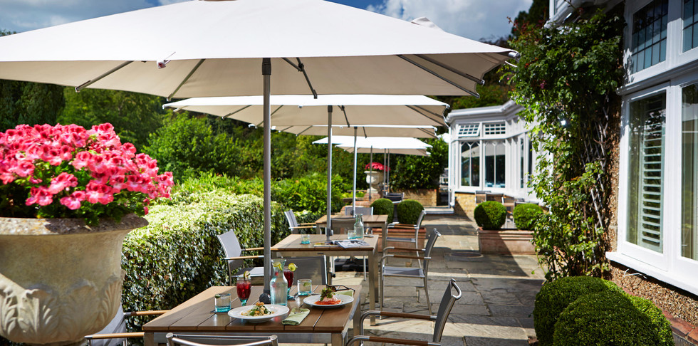 Rowhill Grange & Utopia Spa