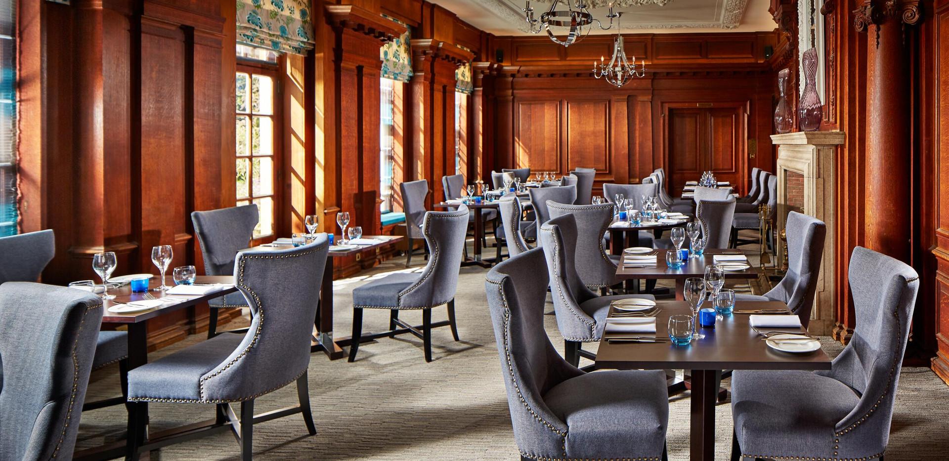 Barnett Hill (The Oak Room Restaurant)