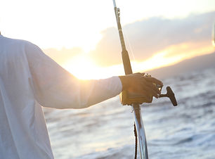 Deep Sea Fishing, Mozambique