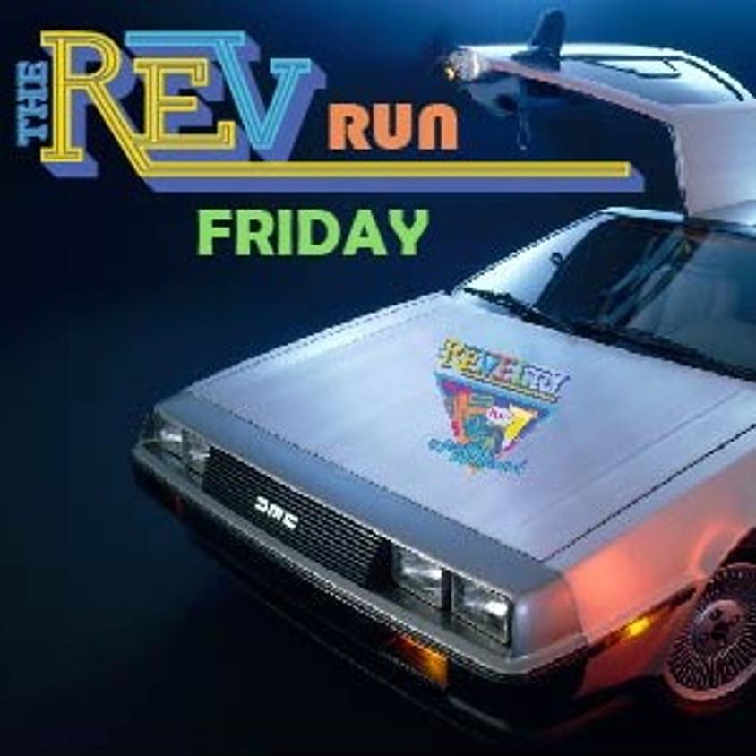 REV FUN Friday @ The Revelry