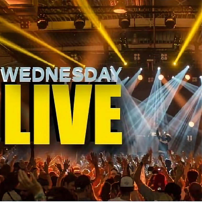 Wednesday LIVE @ The Revelry
