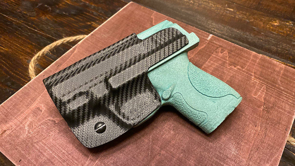 Inside the Waistband (IWB) Holster