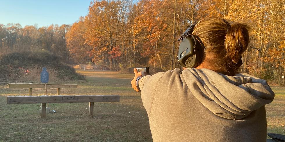 Women's Handgun 1 - Basic Firearm Safety Class / MD HQL - Sep 12
