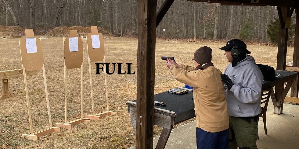 Handgun 1 - Basic Firearm Safety Class / MD HQL