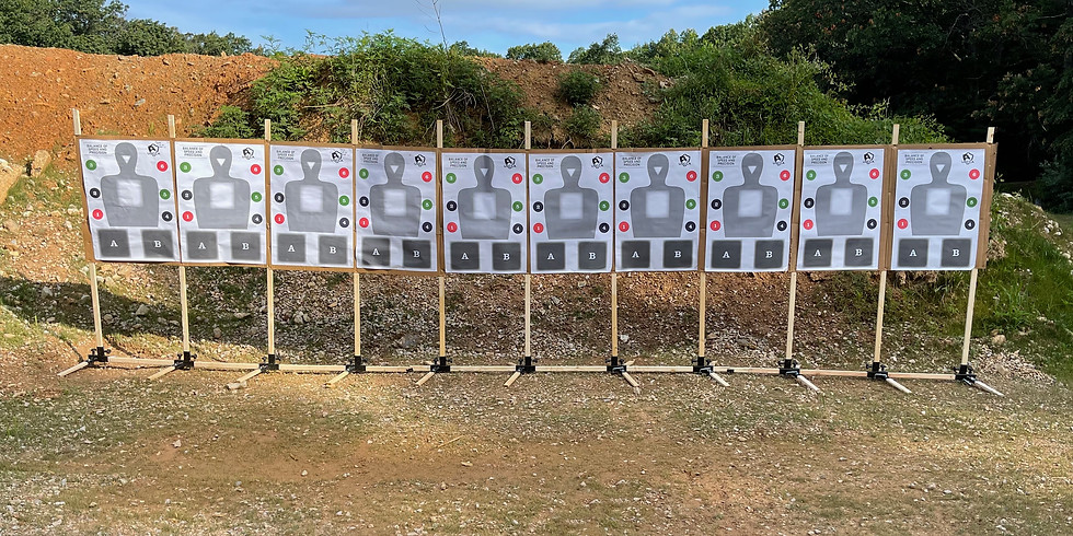 DSF1 - Defensive Shooting Fundamentals Level 1 - Oct 10