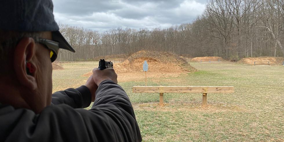 Handgun 101 - Basic Firearm Safety Class / MD HQL - Aug 15th