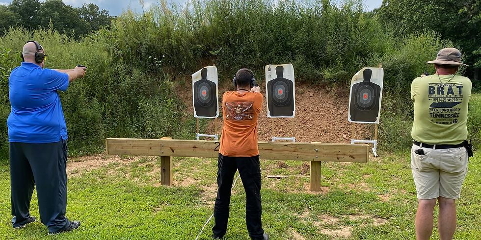 Handgun 3 - 8-hr Maryland Wear & Carry Renewal Class - Dec 5