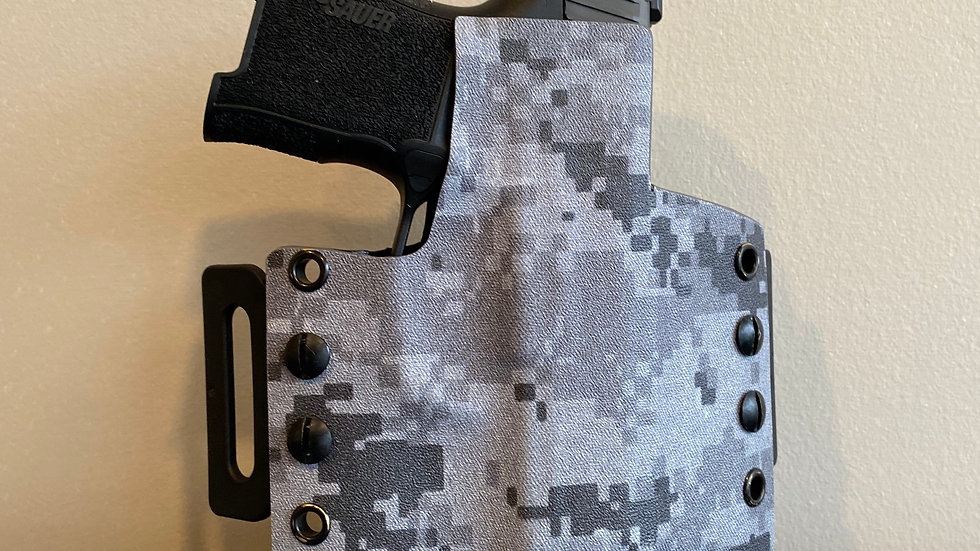 Outside the Waistband (OWB) Holster