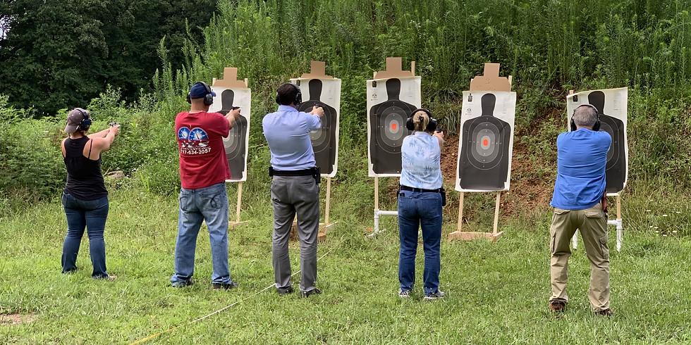 Handgun 208 - 8-hr Maryland Wear & Carry Renewal / PA, UT Permit Class - July 26th