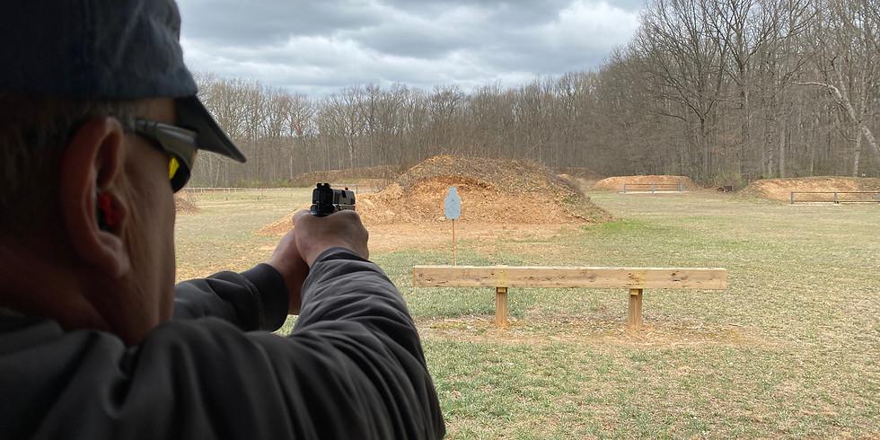 Handgun 1 - Basic Firearm Safety Class / MD HQL - Dec 12th