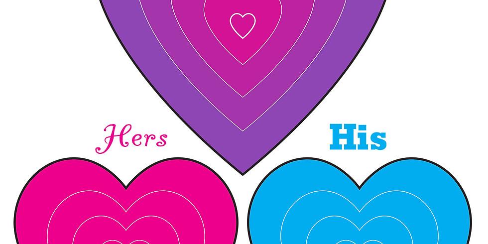 Shot thru the Heart - A Valentine's Date - 11a to 1p