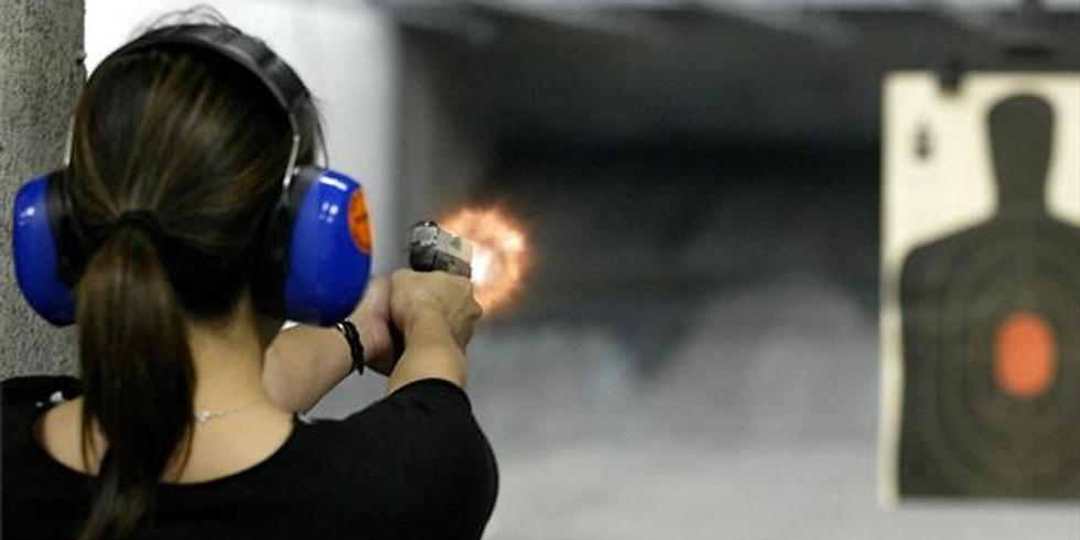 Handgun 101 (Women Only) - Basic Firearm Safety Class / MD HQL - Oct 25th