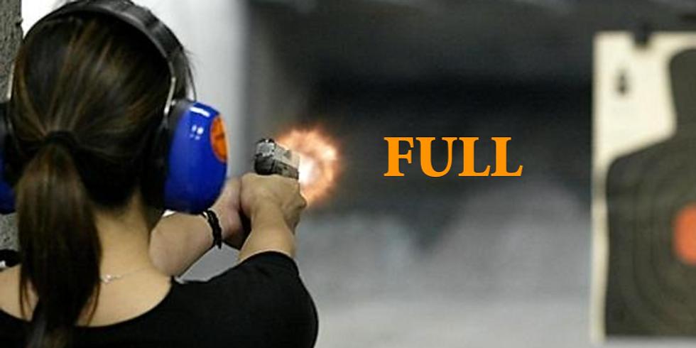 Women's Only Handgun 101 - Basic Firearm Safety Class / MD HQL