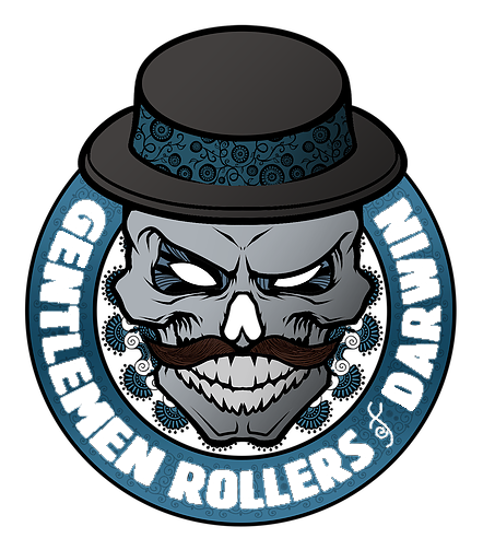 Darwin Mens and Coed Roller Derby