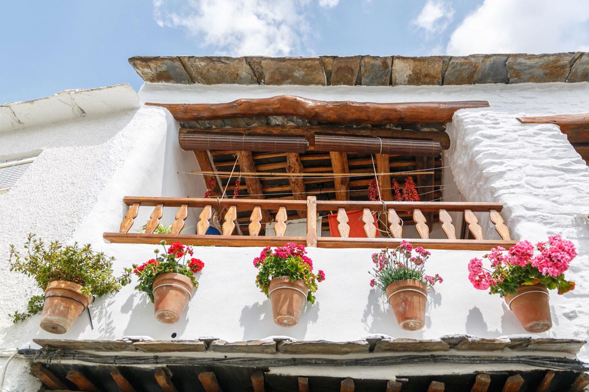 Balcones de la Alpujarra