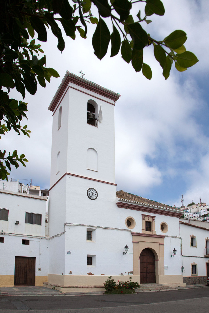 Iglesia de Albondón