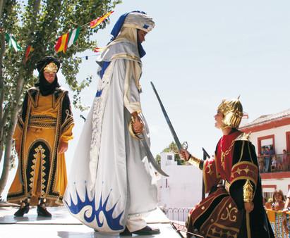 Fiestas de moros y cristianos en Albondón. Una tradición viva en el sur de Granada