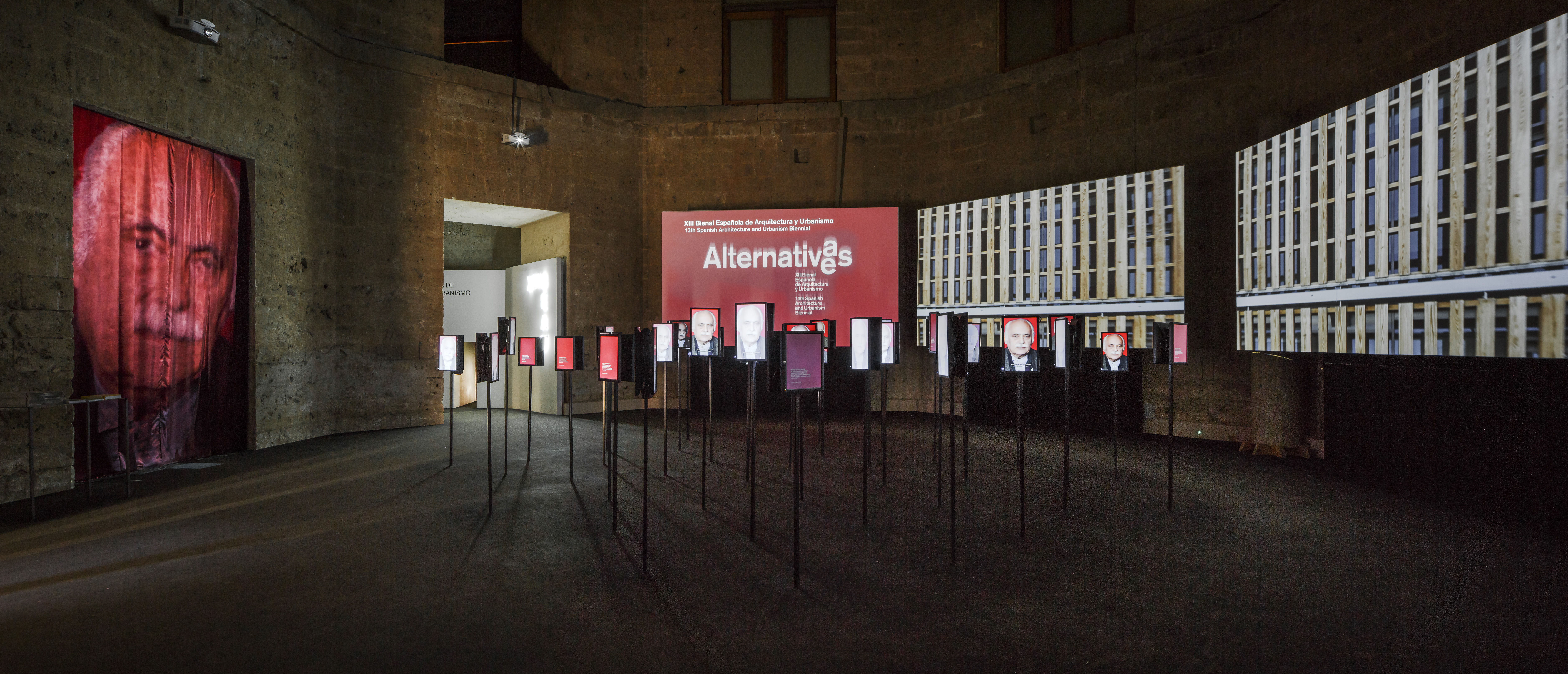 Bienal de Arquitectura - Alhambra