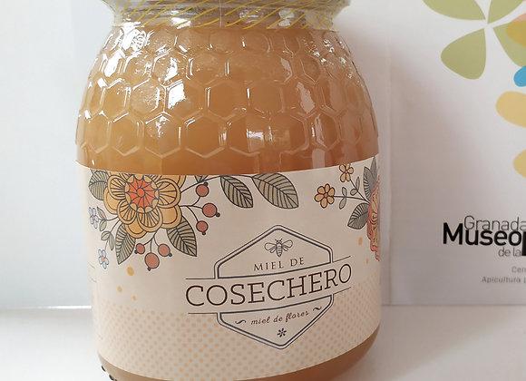 "Miel 1000 g Miel de Cosechero ""Romero"""