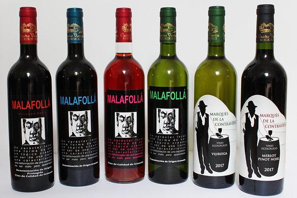 Lote: Malafollá + MC Ecológico