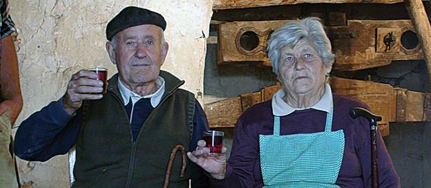 El vino ha formado parte de la alimentación cotidiana de la comarca con un consumo moderado
