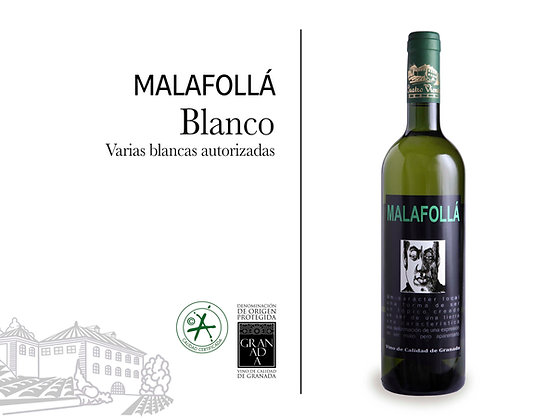 MALAFOLLÁ - Blanco