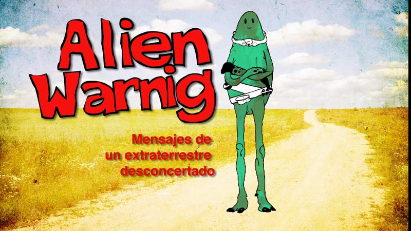 Alien Warning