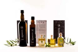 Etiquetas aceite