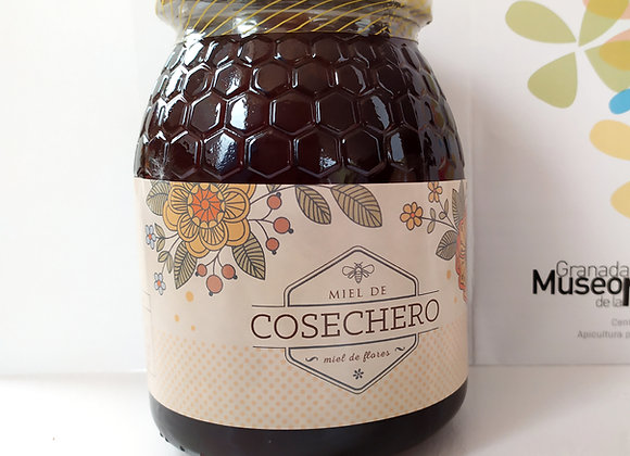 "Miel 1000 g Miel de Cosechero ""Sierra"""
