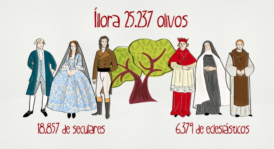 Lucio. Historia de un olivar
