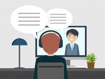 Bate-papo sobre mediação on-line