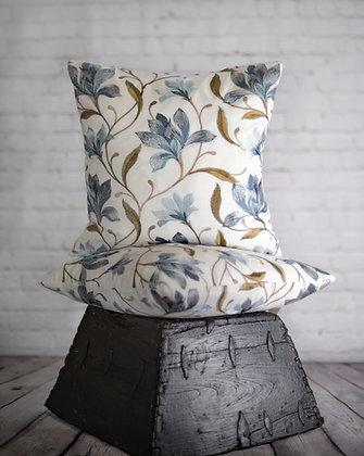 16x16 Navy Pillow