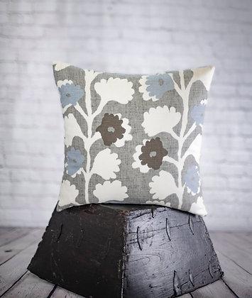 16x16 Indigo Pillow