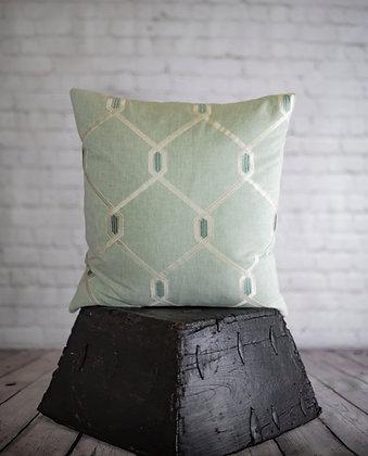 17x17 Mermaid Pillow