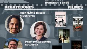 Cinedebate Desafios da Universidade nas Transformações Sociais (04/11 - 18h45)