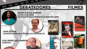 """Cinedebate """"O Golpe de 64 e seus desdobramentos"""" 29/04 - 18h30"""